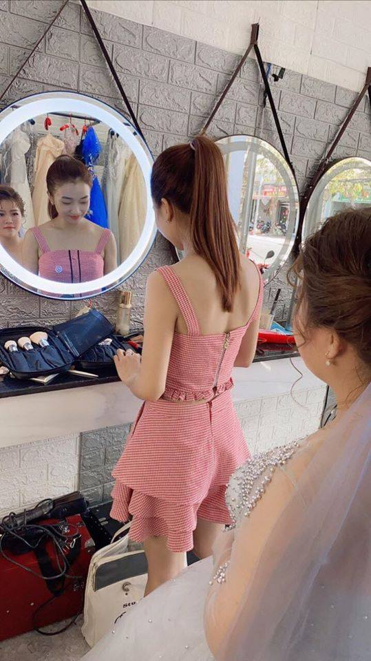 Gương trang điểm có đèn Gia Bình và những ưu điểm ấn tượng