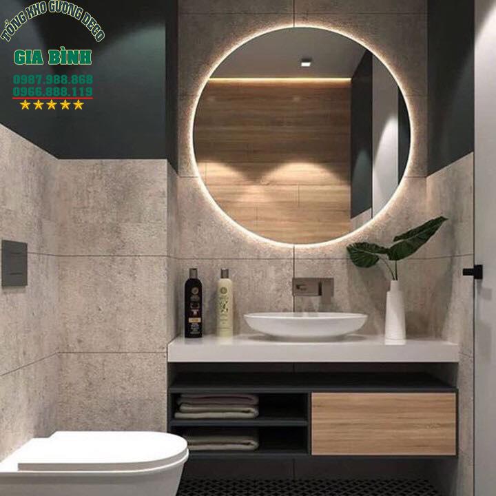 Bố trí gương trong phòng tắm hợp phong thủy có thể bạn chưa biết?
