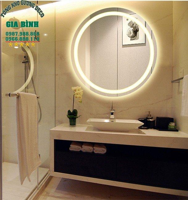Tư vấn cách chọn mua gương phù hợp với không gian nhà tắm